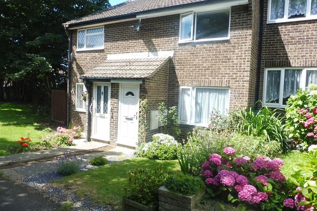 Thumbnail Terraced house for sale in Tollgate, Peacehaven
