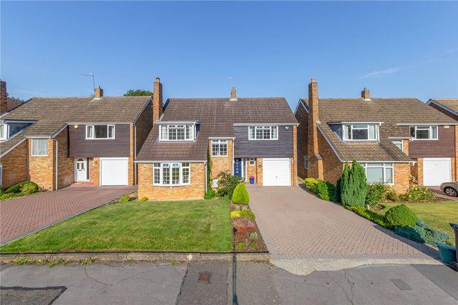 Thumbnail Detached house for sale in Greenacres, Leverstock Green, Hemel Hempstead