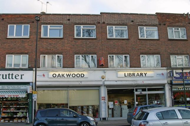 Thumbnail Flat to rent in Bramley Road, London