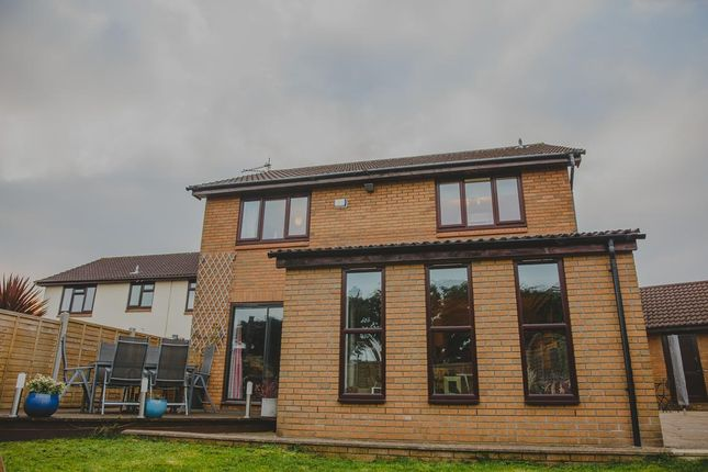 Thumbnail Detached house for sale in Mounton Drive, Chepstow