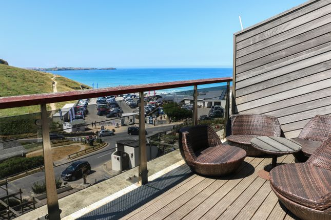 Thumbnail Flat for sale in Watergate Bay, Newquay
