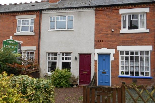 Thumbnail Terraced house to rent in Riland Grove, Sutton Coldfield