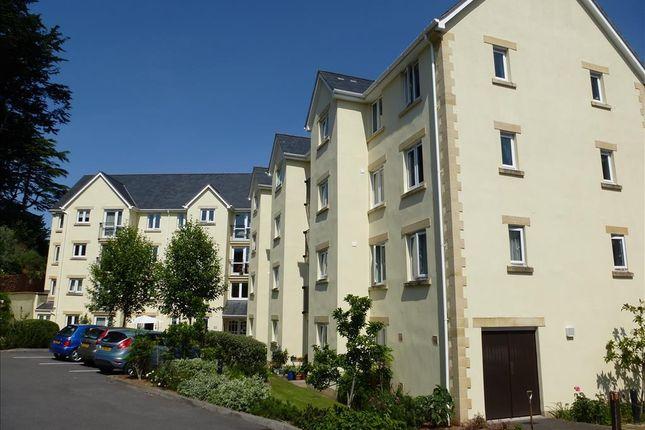 Thumbnail Flat to rent in Blenheim Road, Minehead