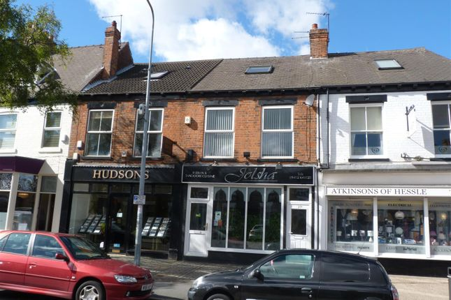 Thumbnail Flat to rent in The Weir, Hessle, Hull