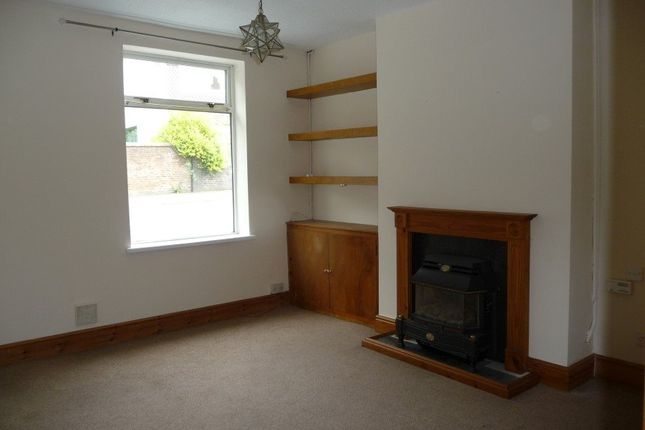 Thumbnail Terraced house to rent in High Street, Measham, Swadlincote