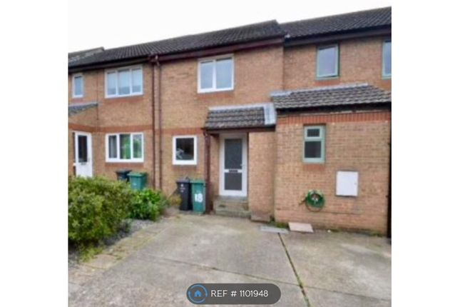 2 bed terraced house to rent in Meadow View Close, Ryde PO33
