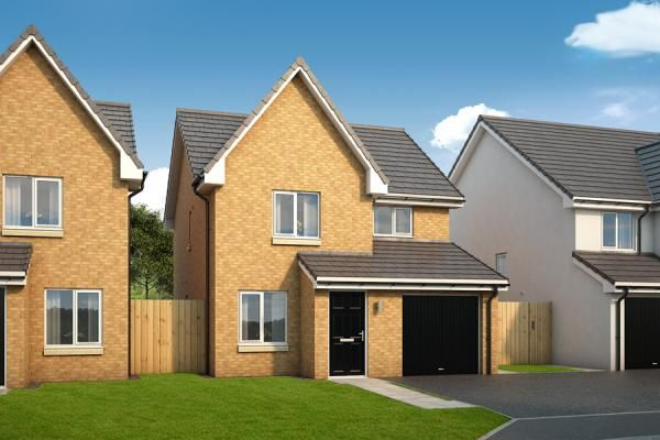 "Thumbnail Property for sale in ""The Huntly At Lyons Gate"" at Heathfield Road, Ayr"