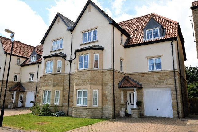 Thumbnail Semi-detached house for sale in Micklethwaite Grove, Wetherby, West Yorkshire