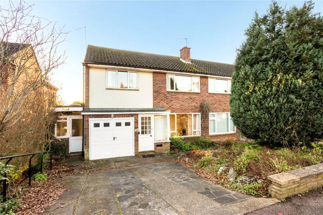 Front Aspect of High Firs Crescent, Harpenden, Hertfordshire AL5