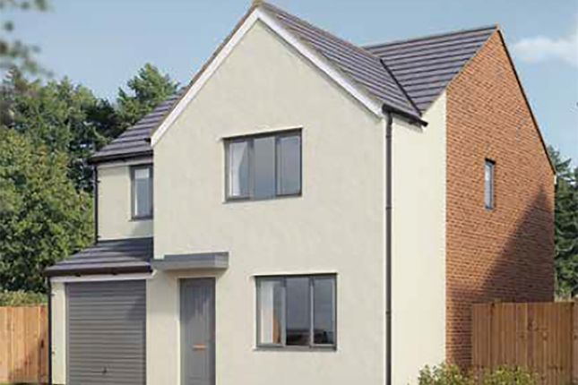"""Thumbnail Detached house for sale in """"The Roseberry"""" at Church Road, Old St. Mellons, Cardiff"""