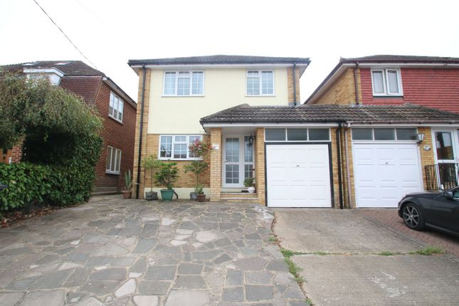 Thumbnail Detached house for sale in Creek View Avenue, Hullbridge, Hockley