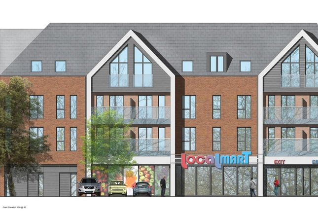 Thumbnail Retail premises to let in London Road, Wokingham