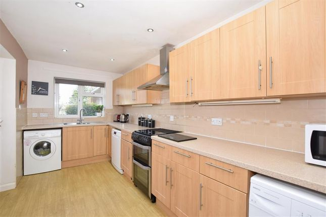 Semi-detached house for sale in Fullers Close, Bearsted, Maidstone, Kent