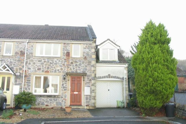 Thumbnail End terrace house to rent in School Close, Banwell