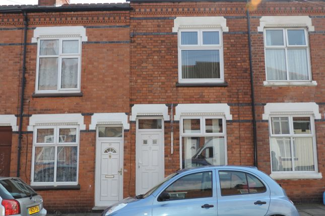 Thumbnail Terraced house to rent in Kingston Road, Leicester