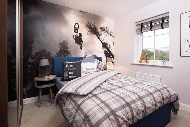 """Bedroom 3 of """"Cambridge"""" at Rykneld Road, Littleover, Derby DE23"""