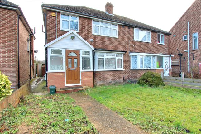3 bed semi-detached house for sale in Carfax Road, Hayes