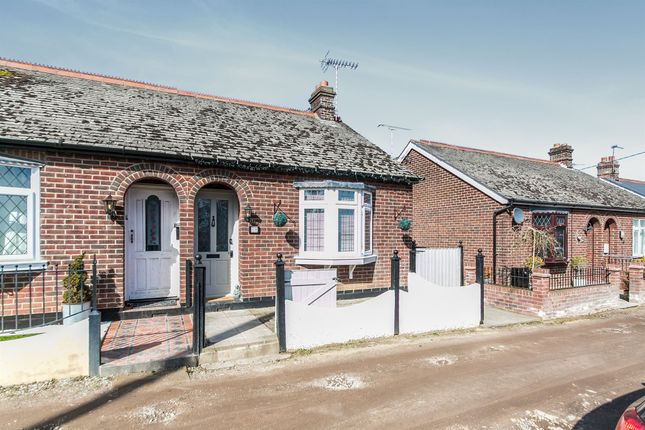 Thumbnail Semi-detached bungalow for sale in Gibson Road, Sible Hedingham, Halstead