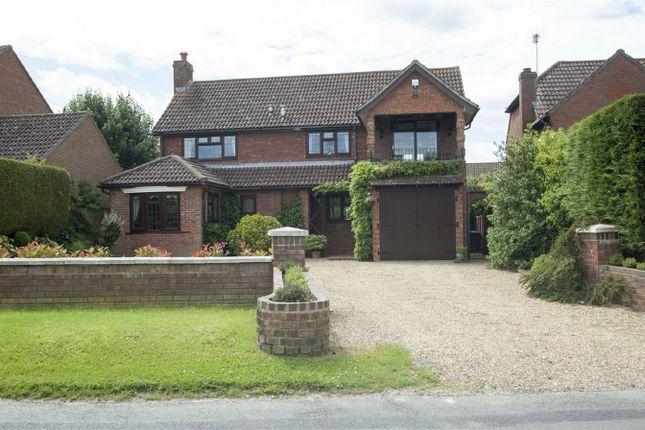 Thumbnail Detached house for sale in Bartons Lane, Old Basing, Basingstoke
