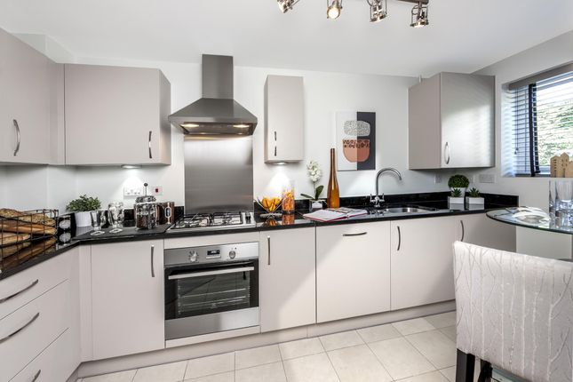 """Thumbnail Semi-detached house for sale in """"Abbington"""" at London Road, Hassocks"""