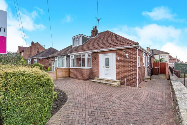 Thumbnail Semi-detached bungalow for sale in Glenholme Road, Farsley, Pudsey