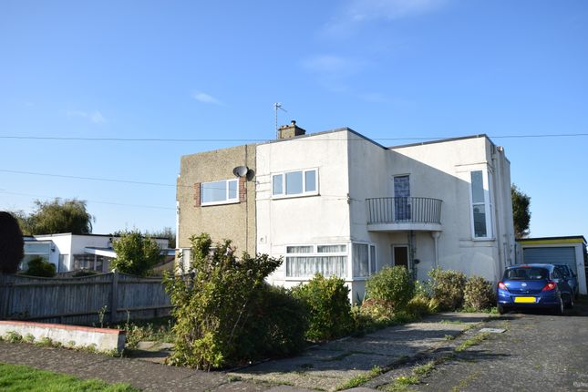 Front Elevation of Westham Drive, Pevensey Bay BN24