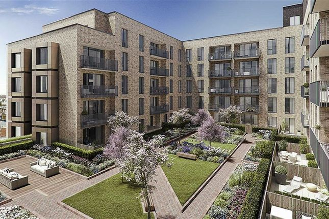Thumbnail Flat for sale in Block D, Staines Upon Thames, Surrey
