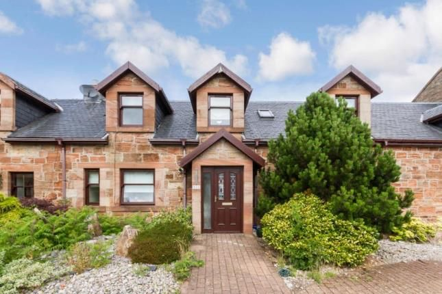 Thumbnail Terraced house for sale in Turnlaw Farm, Cambuslang, Glasgow, South Lanarkshire