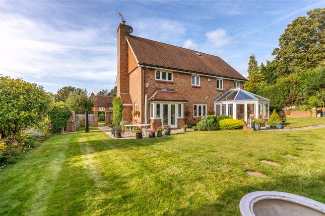 Thumbnail Detached house for sale in Hook Hill, Sanderstead, South Croydon, Surrey