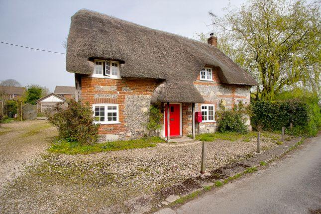 Thumbnail Cottage for sale in Netton Street, Bishopstone, Salisbury