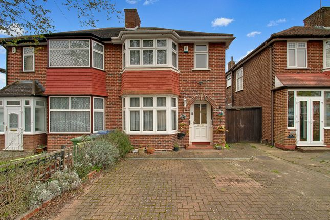 3 bed semi-detached house for sale in Woodland Rise, Greenford UB6