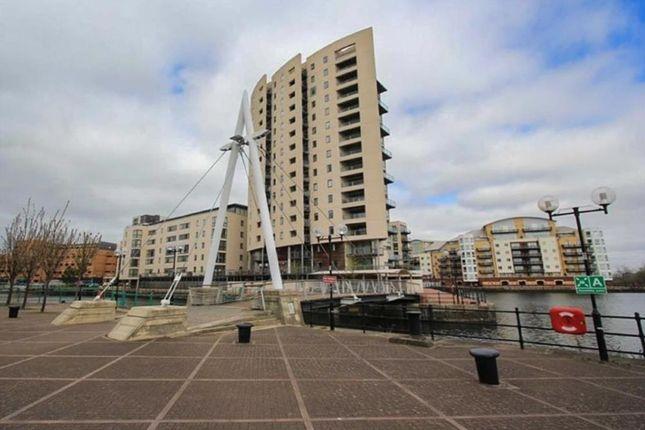 Thumbnail Flat to rent in Electra, Celestia, Cardiff Bay