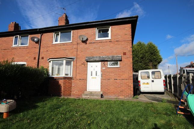 Thumbnail End terrace house to rent in Leadwell Lane, Rothwell, Leeds