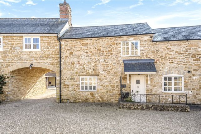 Thumbnail Terraced house for sale in Johnsons Courtyard, South Street, Sherborne