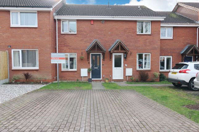 2 bed terraced house for sale in Devonish Close, Alcester B49