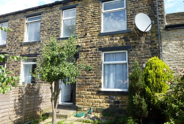 Thumbnail Terraced house to rent in Brick Mill Road, Pudsey