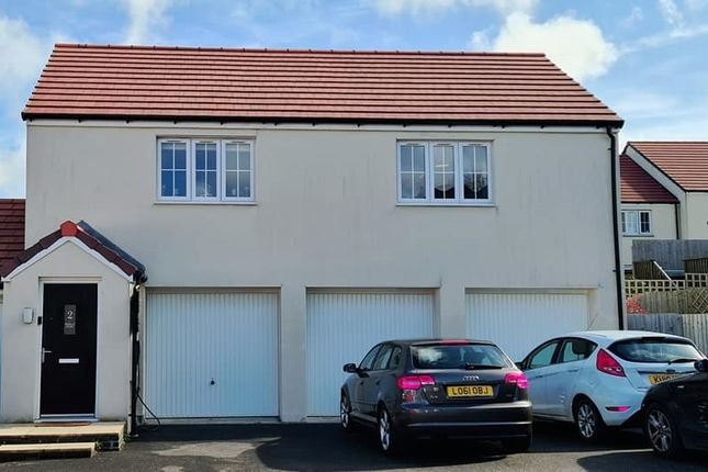 2 bed flat for sale in Small Side, Hayle TR27