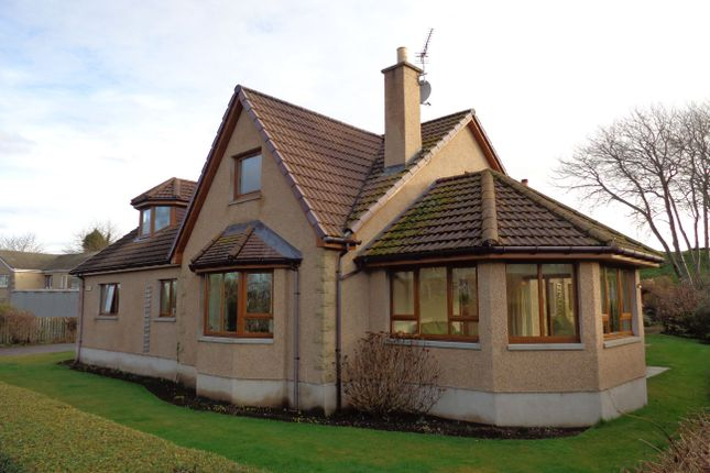 Thumbnail Detached house for sale in Caberfeidh, Balnageith, Forres
