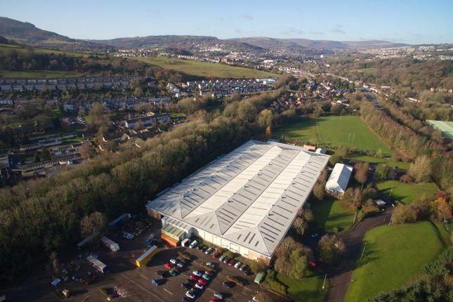 Thumbnail Industrial to let in Skewfields, Lower Mill, Pontypool, Torfaen