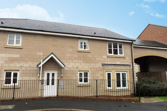 Thumbnail Flat for sale in Highfield Rise, Chester Le Street