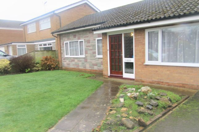 Thumbnail Detached bungalow to rent in West Side Close, Lowestoft