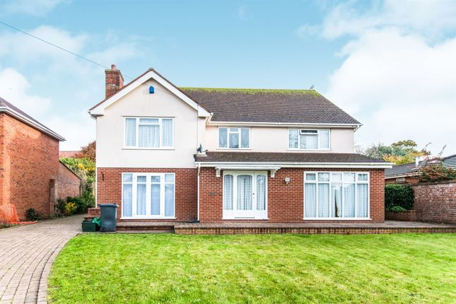 Thumbnail Detached house for sale in Sarlsdown Road, Exmouth