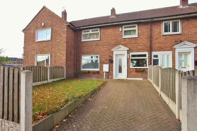 Thumbnail Terraced house for sale in St. Johns Road, Swinton, Mexborough