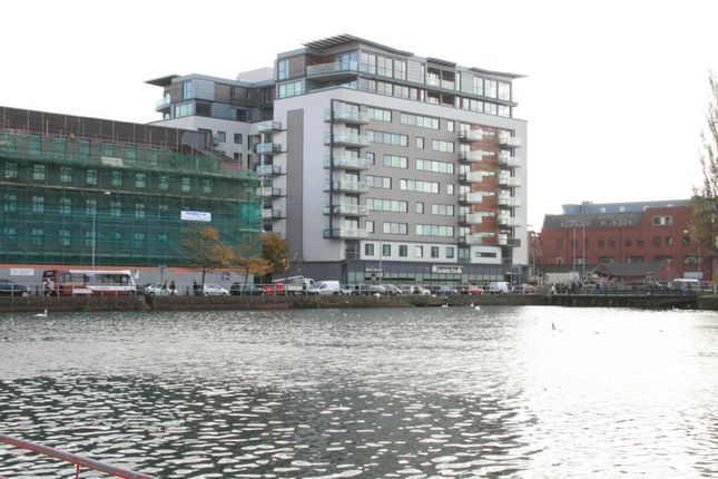 Thumbnail Flat to rent in Witham Wharf, Brayford Wharf