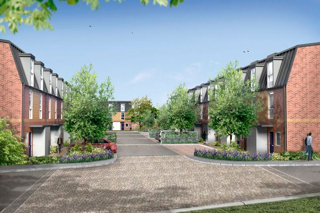 Thumbnail Flat for sale in Capstone Green, Capstone Road, Chatham, Kent