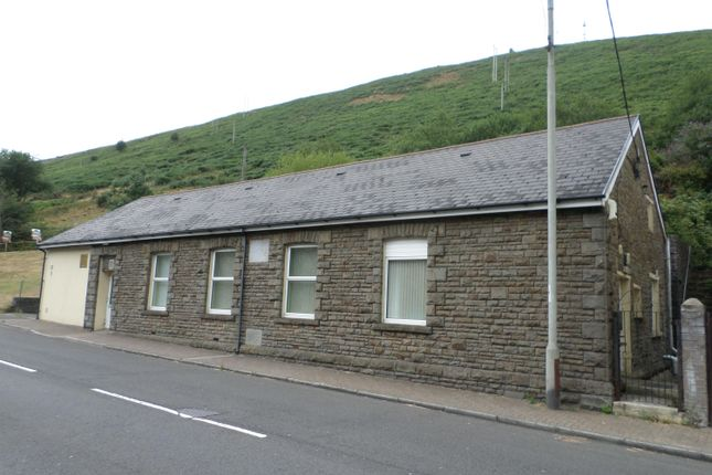 Thumbnail Detached house for sale in Cemetery Road, Ogmore Vale, Bridgend