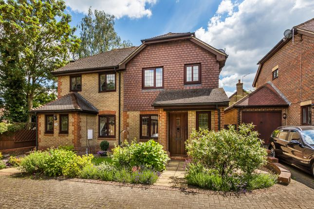 Semi-detached house to rent in New Place Gardens, Lingfield, Surrey