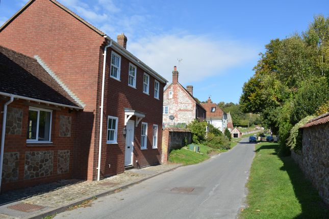 3 bed semi-detached house to rent in The Square, Aldbourne, Marlborough SN8
