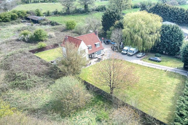 Thumbnail Detached house for sale in Wantz Road, Margaretting, Ingatestone, Essex