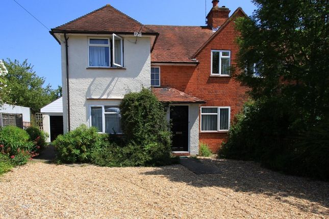Thumbnail Semi-detached house to rent in Sycamore Road, Reading